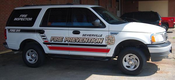 """""""Former Fire Inspector"""""""