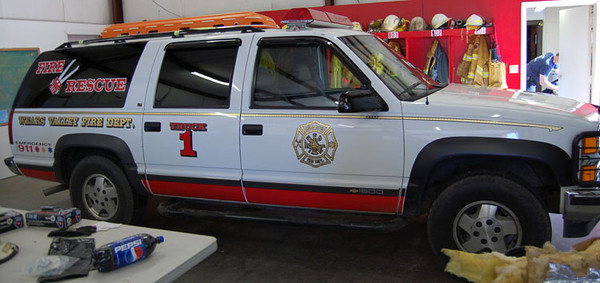 """Truck 1"""