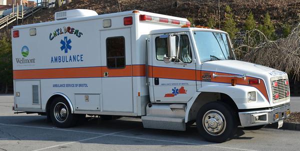 """""""Children's Ambulance"""""""