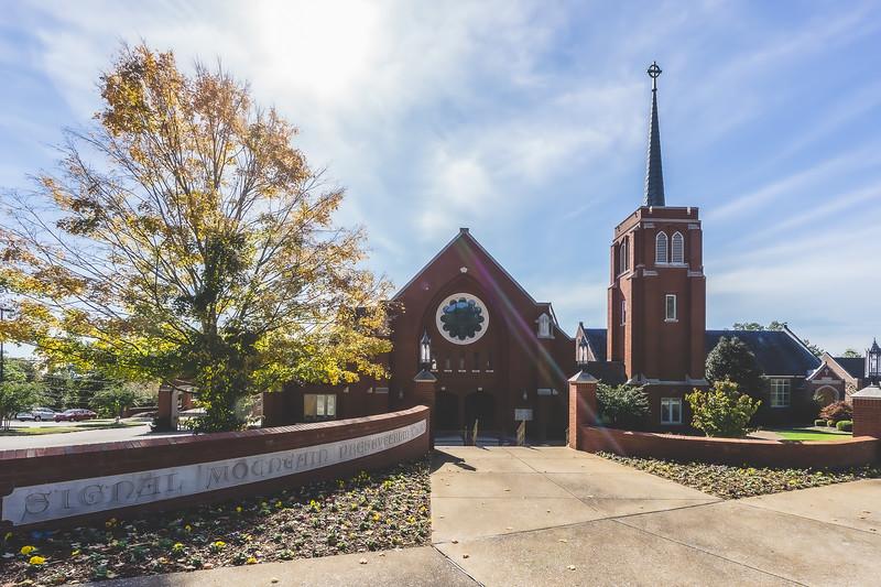 Signal Mountain Presbyterian Church in Signal Mountain Tennessee