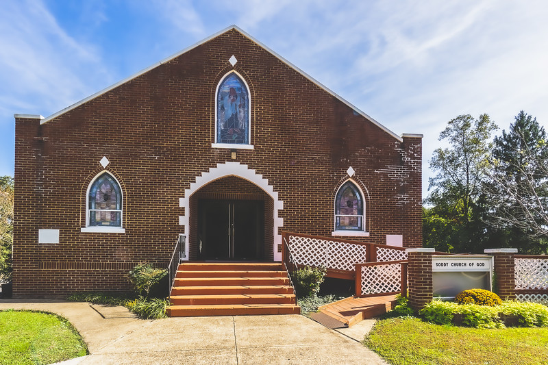 Soddy Church of God in Soddy Daisy Tennessee
