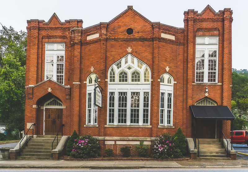 St. Elmo Church of Christ in Chattanooga Tennessee