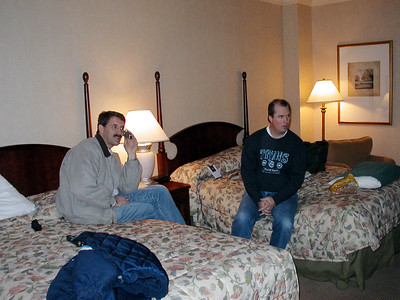 Road Trip to Indianapolis  November 2-3, 2002