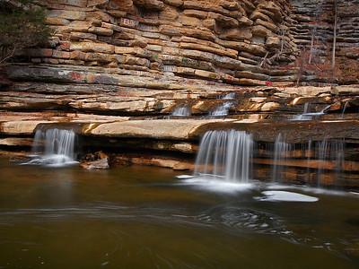 Roaring River Falls - 1