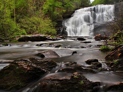 Bald River Falls - 2