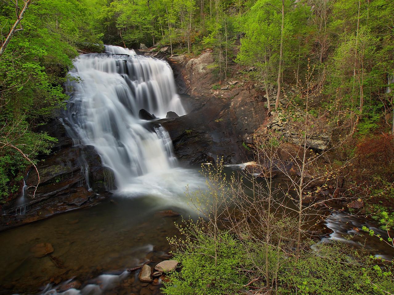 Bald River Falls - 1