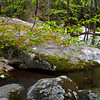 GSM 022                        <br /> Huge boulders create a calm pool on the Middle Prong of the Little River in Great Smoky Mountains National Park, Tennessee.