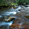 GSM 037                         <br /> Morning light on the Little River, Great Smoky Mountains National Park, Tennessee.