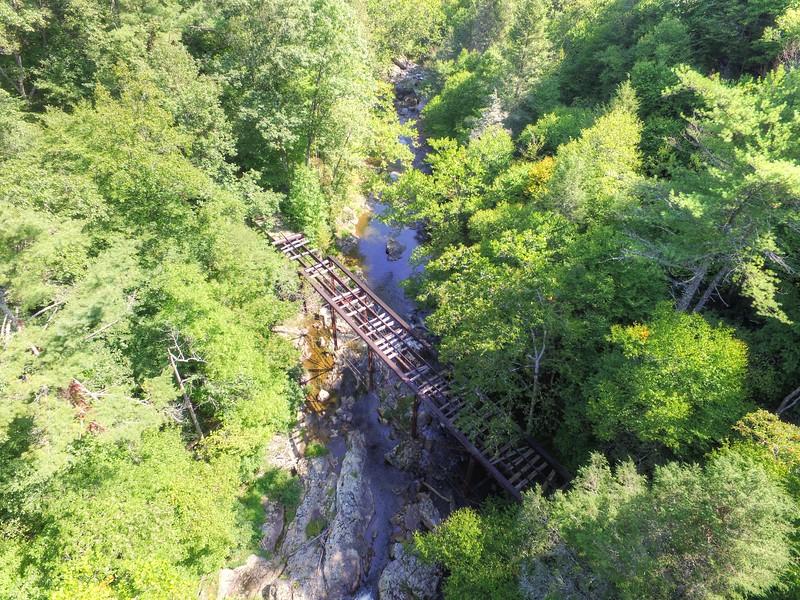 Doe River Gorge Trestle