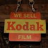 Kodak Film Sign