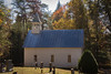 church in smokies-0952