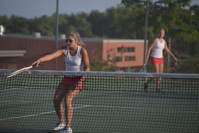 8/14/2017 Wheatmore vs West Davidson Girls Tennis