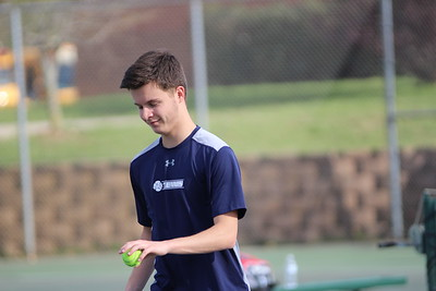 4/9/2018 Providence Grove vs Wheatmore Varsity Boys Tennis
