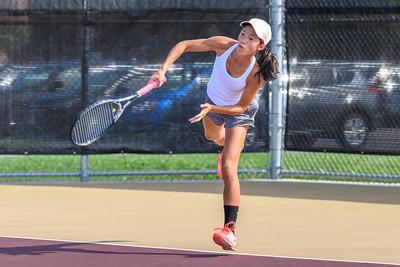 2018 Girls Tennis