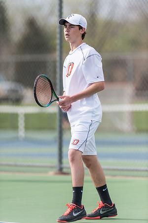 Tennis Boys Spring 2016