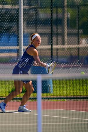 Girls Tennis Fall 2016-201