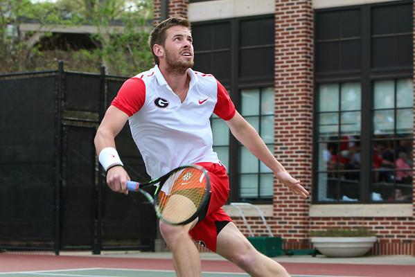 UGA men's tennis – Austin Smith