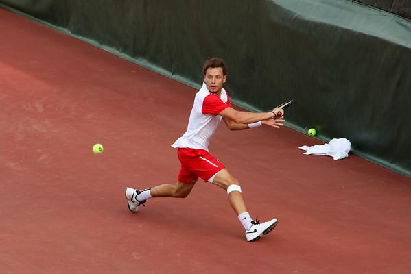 UGA men's tennis – Wayne Montgomery