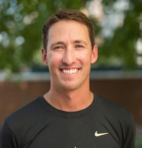 Jamie Hunt UGA Associate Head Coach