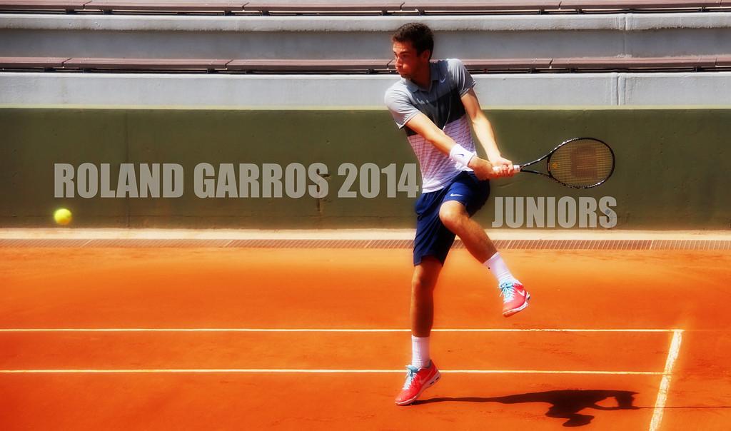 2014 Roland Garros JUNIORS
