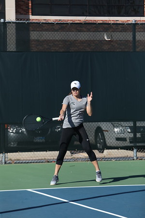 Tennis vs. SNU