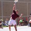 Varsity Tennis - La Porte vs Deer Park for District Championship