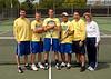 Tennis team photos