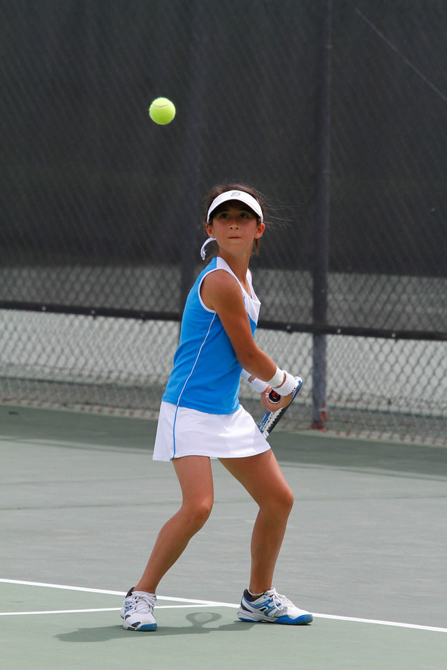 Erica Simison/Tennis
