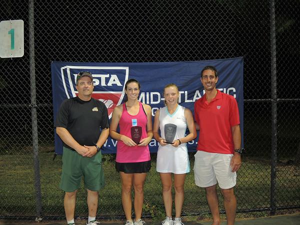 Women's Open Singles