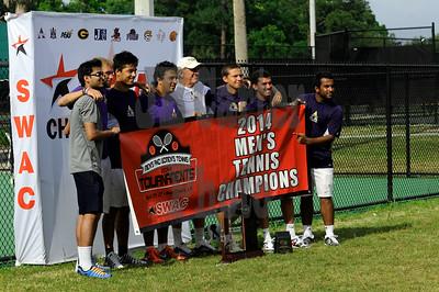 2014 SWAC Men's Tennis Championship  04/27/2014