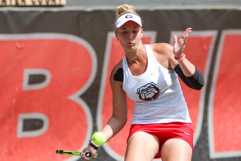 UGA women's tennis – Kennedy Shaffer