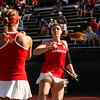 Georgia's Caroline Brinson and Kennedy Shaffer during the Bulldogs' match against Georgia Tech at Dan Magill Tennis Complex on Friday, February 24, 2017. (Photo by Cory A. Cole)