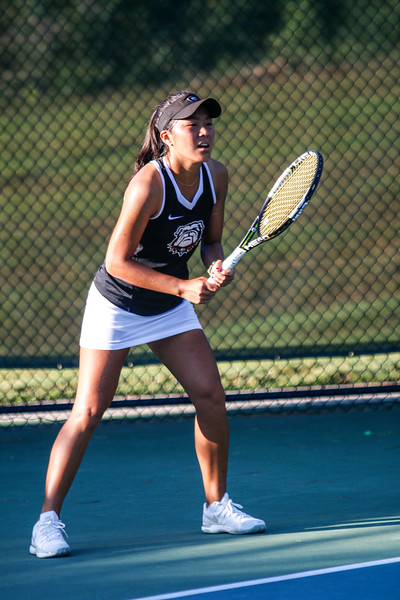 Marta Gonzalez - Georgia women's tennis team (Photo by John Paul Van Wert / Georgia Sports Communications)