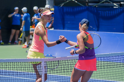 2017 Citi Open, Qualifying , Sophie Chang , Deniz Khazaniuk