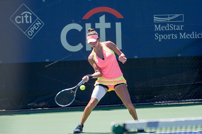 2017 Citi Open, Qualifying , Sophie Chang