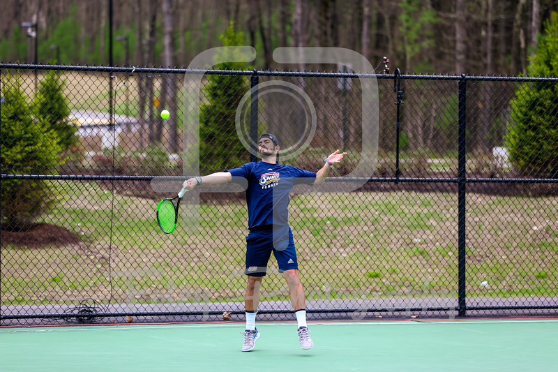 2019 Northeast-10 Men's Tennis Championships