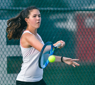 2018 Section 3 Tennis