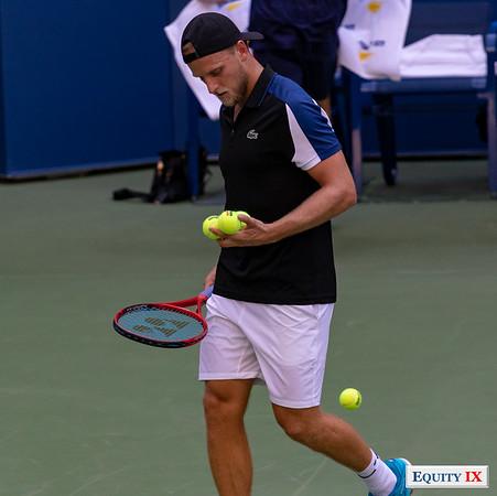 2018 US Open Men's Tennis - Denis Kudla (USA) © Equity IX - SportsOgram