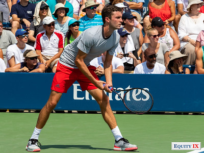 2018 US Open - Gilles Simon (France) © Equity IX - SportsOgram