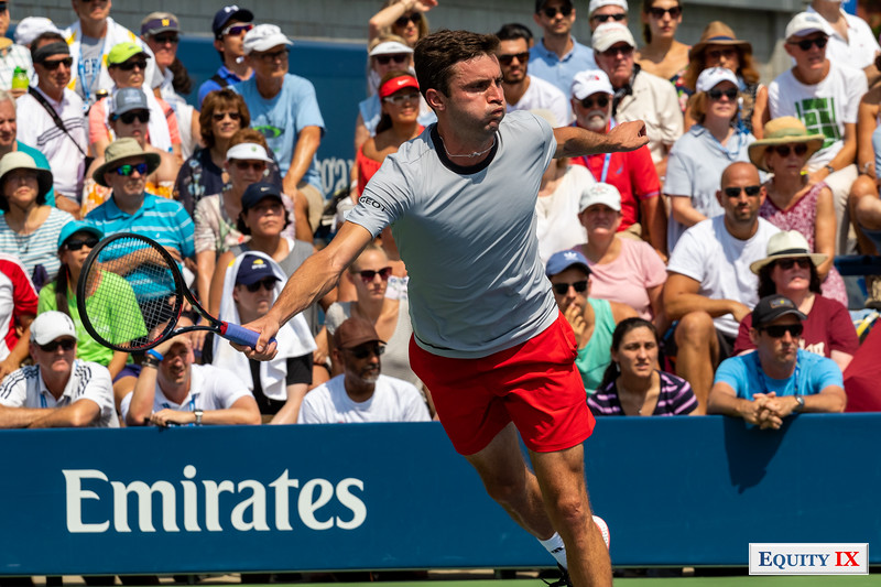 2018 US Open Men's Tennis - Gilles Simon (France)
