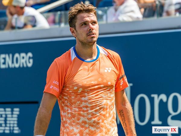 2018 US Open - Stan Warwinka (Switzerland)