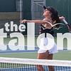 The Argyle Tennis team competes against Anna at Argyle High School, Texas on October  1, 2019. ( Katie Ray | The Talon News)