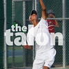 The Argyle Tennis team competes against Ranchview at Argyle High School, Texas on September 24, 2019.