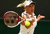 Caroline Wozniacki, Wimbledon, 2011
