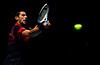 Novak Djokovic of Serbia, Barclays ATP World Tour Finals, London, 2010