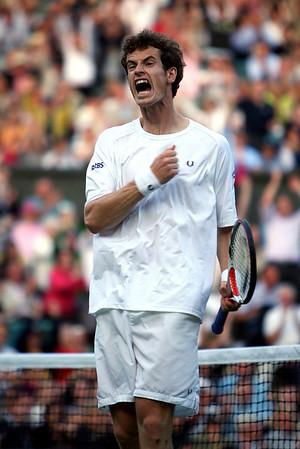 Andy Murray, Wimbledon 2008