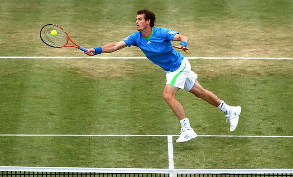 Andy Murray, Queens, 2011