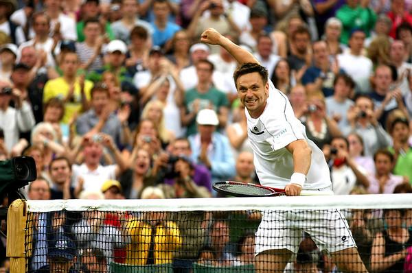 Robin Soderling, Wimbledon, 2011