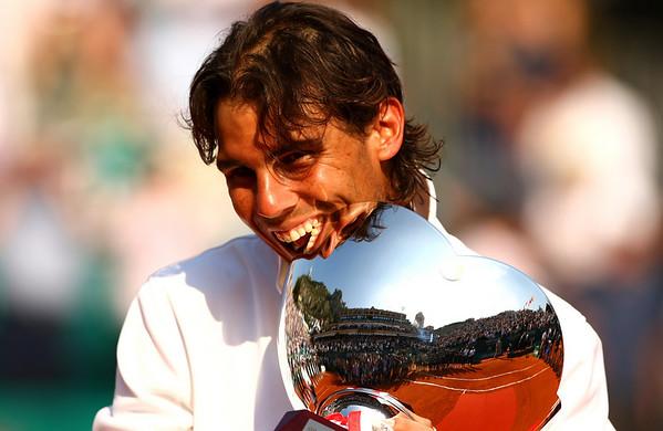 Rafael Nadal, Monte-Carlo, 2011
