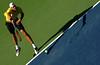 John Isner, US Open, 2011